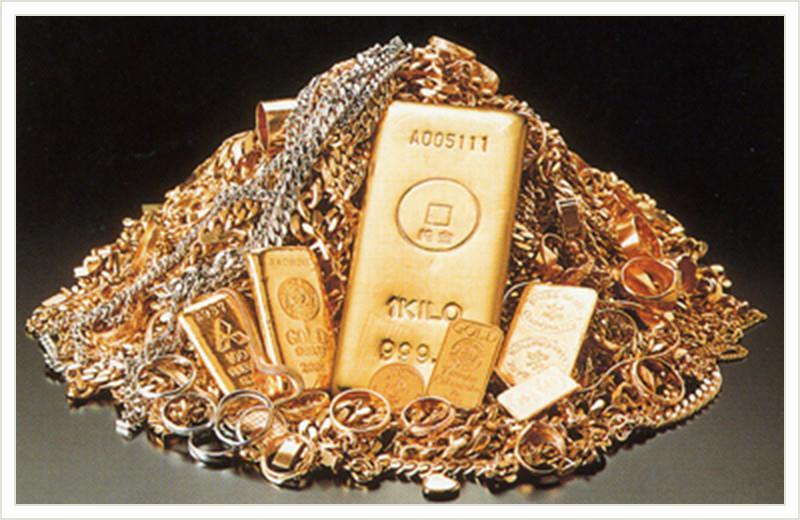 貴金属宝石リサイクル事業